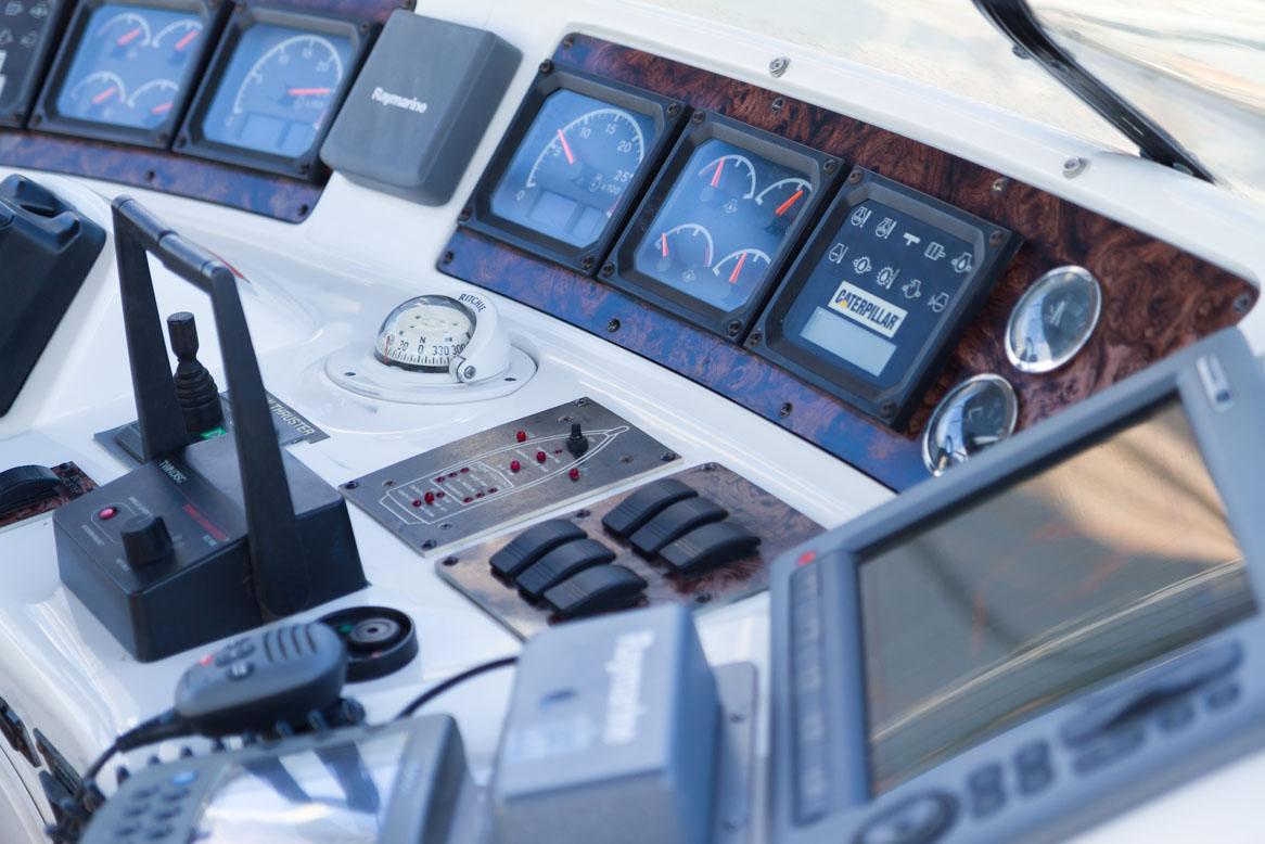 Sea Ray 52 Motor Cruiser Charter - Latchi Charters, Cyprus