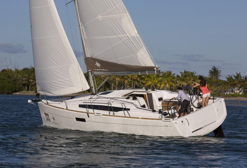 Jeanneau Sun Odyssey Yacht Charter in Cyprus with Latchi