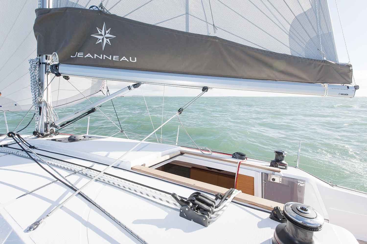 Jeanneau Sun Odyssey 349 Review, Sailing Yacht Charters in Cyprus with Latchi Charters Cyprus